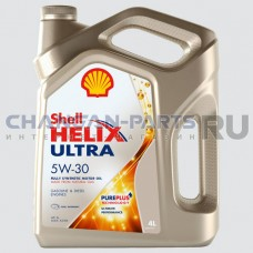 Масло моторное SHELL Helix Ultra 5W30 (4 л)